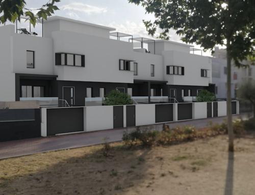 8 viviendas unifamiliares en Arganda del Rey. Madrid
